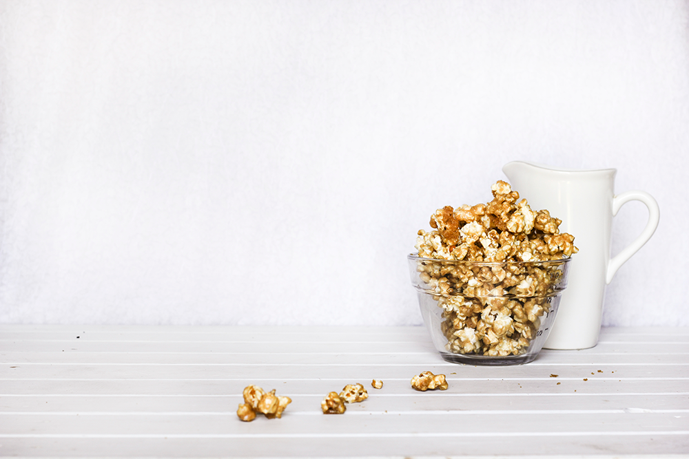 Caramel Popcorn by 27th and Olive