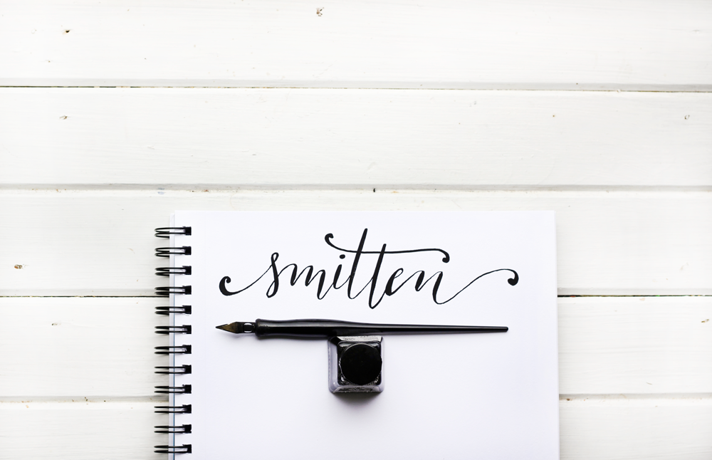 Modern Calligraphy | 27th and Olive