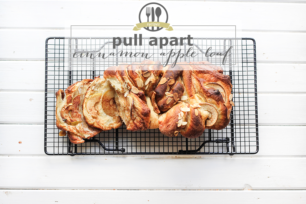 apple cinnamon loaf | 27th and Olive