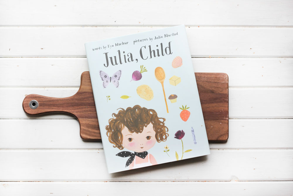Book Review : Julia, Child | 27th and Olive