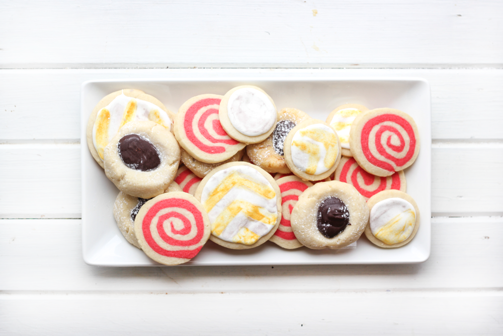 Sugar Cookie, Three Ways