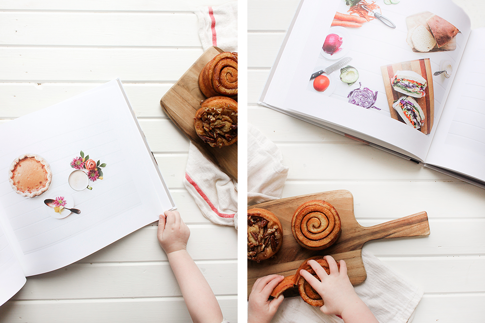 Food Photography Portfolio with Blurb Books » 27th and Olive