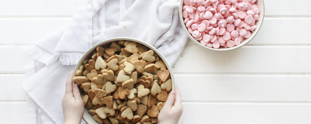 Valentines Day Hazelnut Sugar Cookie Cereal
