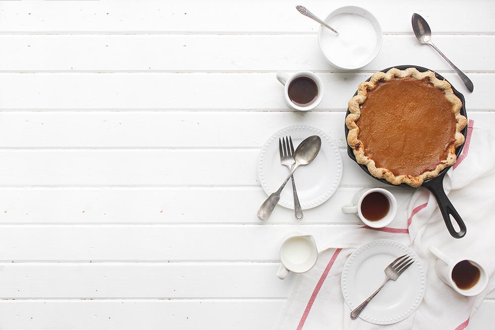 Pumpkin Honey Ale Pie for #virtualpumpkinparty